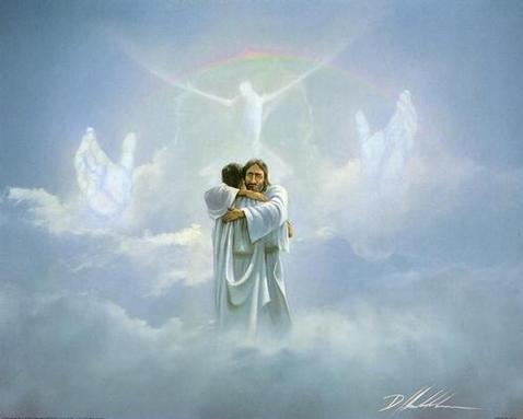 Image result for with god in heaven