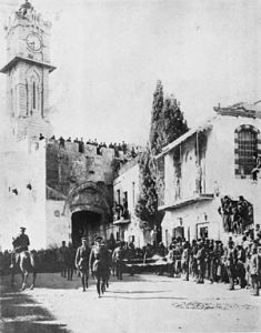 300px-Allenby_enters_Jerusalem_1917