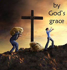 Grace - God Saves Helpless Sinners