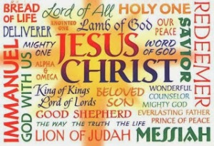 1-The Holy Name of Jesus