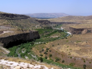 Golan Heights Valley