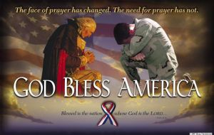 Blessed is the nation whose God is the Lord
