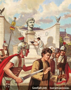 roman-persecution